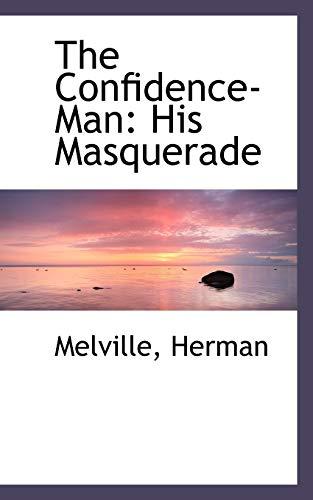 9781110286966: The Confidence-Man: His Masquerade