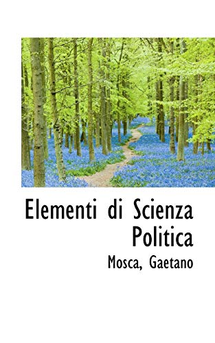 9781110291410: Elementi di Scienza Politica