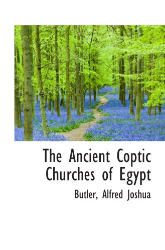 9781110337125: The Ancient Coptic Churches of Egypt