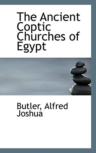 9781110337170: The Ancient Coptic Churches of Egypt