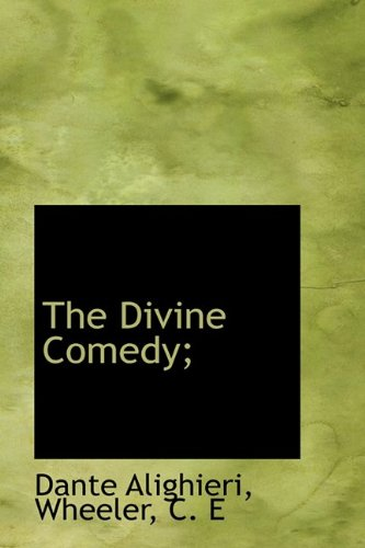9781110350568: 1: The Divine Comedy (Bibliolife Reproduction)