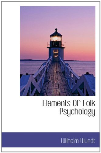 9781110351817: Elements Of Folk Psychology