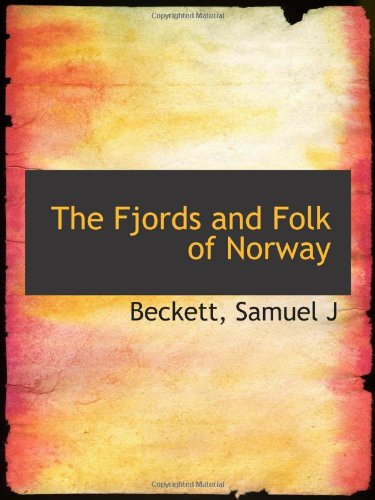 9781110353668: The Fjords and Folk of Norway