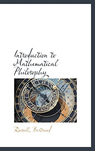 9781110359929: Introduction to Mathematical Philosophy (Bibliolife Reproduction)