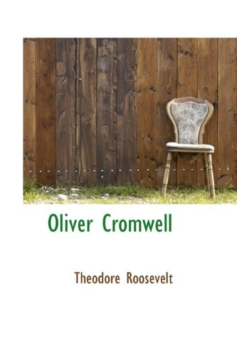 9781110367917: Oliver Cromwell