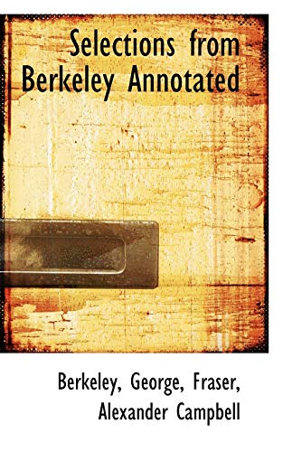 9781110373406: Selections from Berkeley Annotated