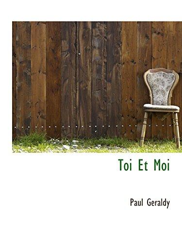 9781110378067: Toi Et Moi