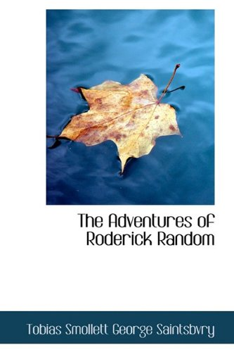 9781110400072: The Adventures of Roderick Random
