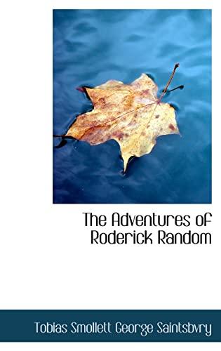 9781110400072: The Adventures of Roderick Random