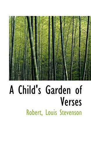 9781110423873: A Child's Garden of Verses