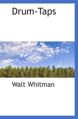 drum taps walt whitman pdf