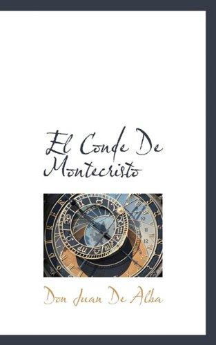 9781110445288: El Conde De Montecristo