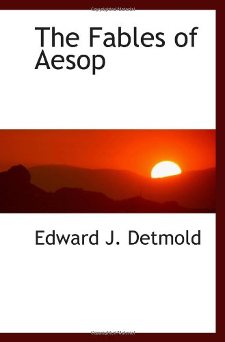 9781110450992: The Fables of Aesop
