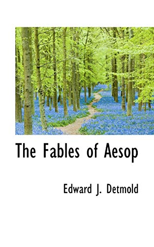 9781110451036: The Fables of Aesop