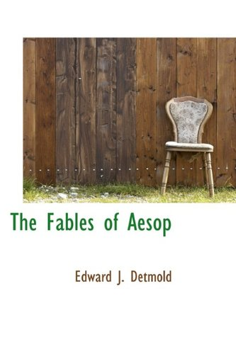 9781110451050: The Fables of Aesop