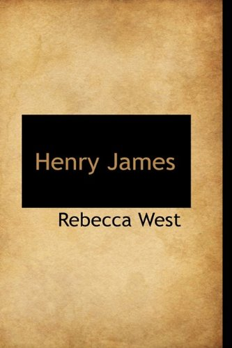 9781110468584: Henry James