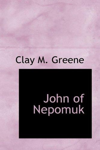 9781110488162: John of Nepomuk