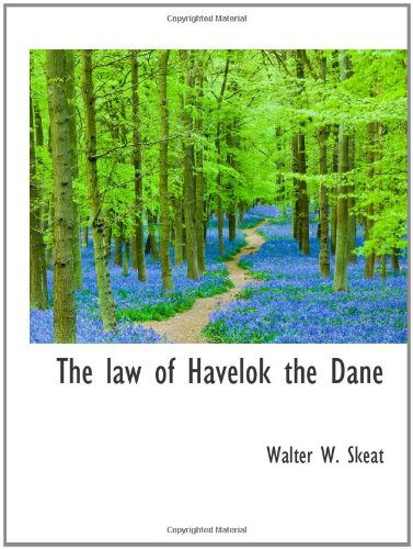9781110494149: The law of Havelok the Dane