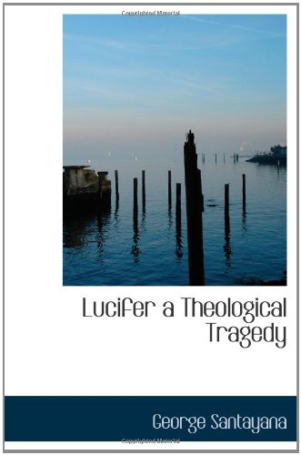 9781110504152: Lucifer a Theological Tragedy
