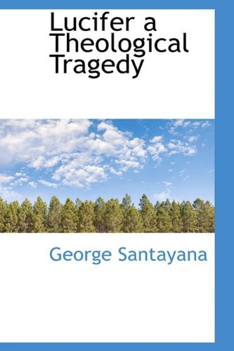 9781110504220: Lucifer a Theological Tragedy