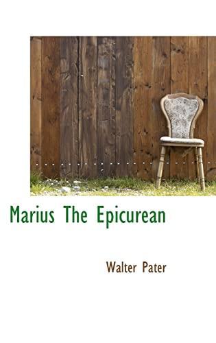 9781110507740: Marius The Epicurean