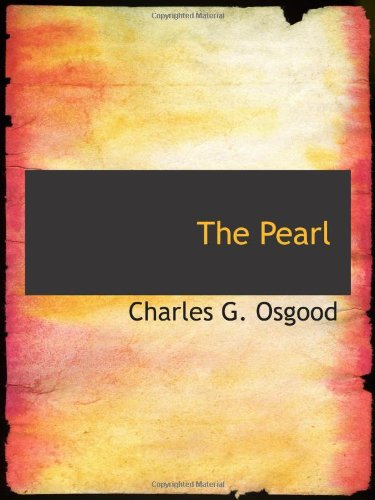 9781110523559: The Pearl