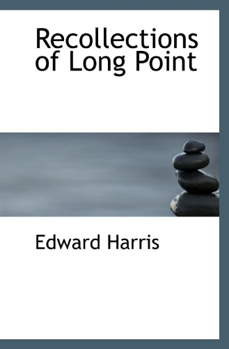 9781110528684: Recollections of Long Point