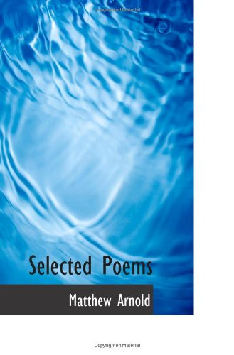 9781110531820: Selected Poems