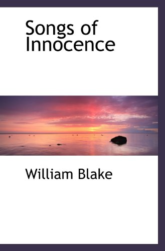 9781110534302: Songs of Innocence