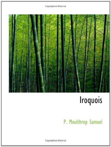 9781110553013: Iroquois