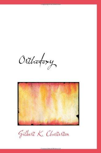 9781110557936: Orthodoxy