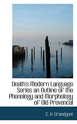 9781110558483: Death's Modern Language Series