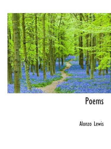 9781110574063: Poems