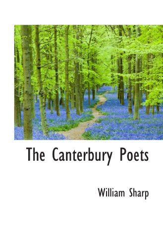 The Canterbury Poets (1110574584) by Sharp, William
