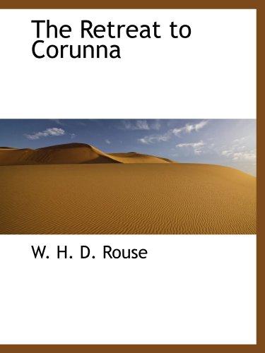 9781110588176: The Retreat to Corunna