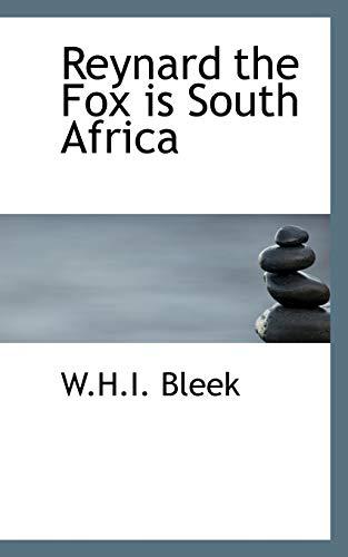 9781110588886: Reynard the Fox is South Africa