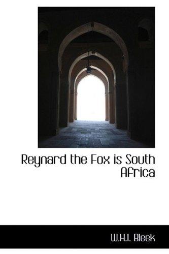 9781110588909: Reynard the Fox is South Africa