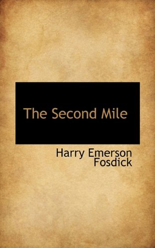 9781110594801: The Second Mile