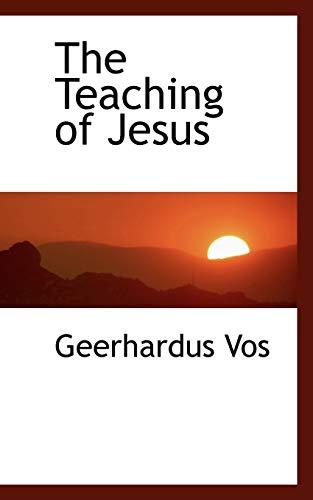 9781110619993: The Teaching of Jesus