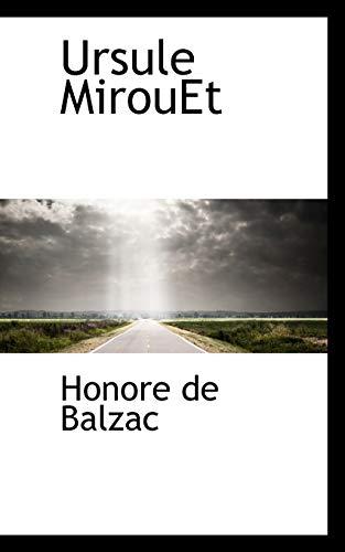 9781110628759: Ursule MirouEt