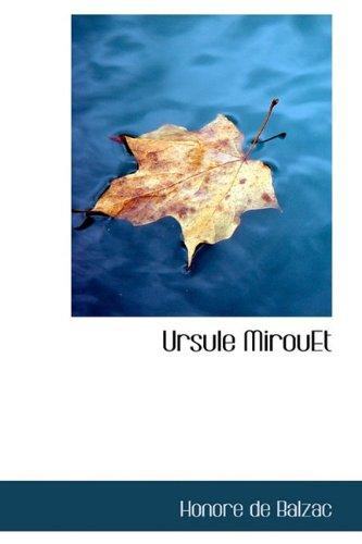 9781110628780: Ursule MirouEt