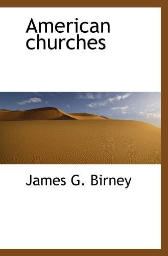 9781110640904: American churches