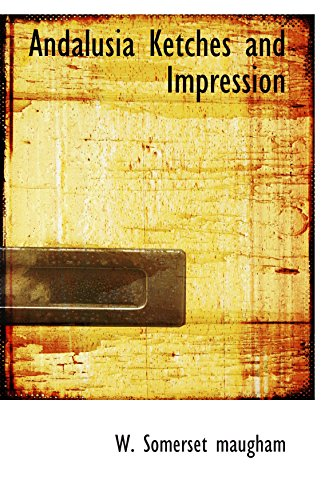 9781110641345: Andalusia Ketches and Impression