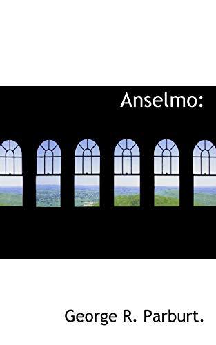 9781110642069: Anselmo