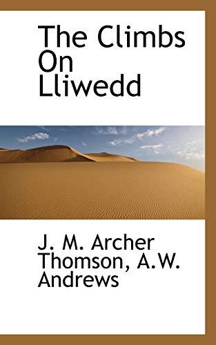 9781110653447: The Climbs On Lliwedd