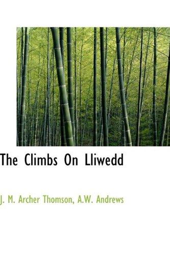 9781110653478: The Climbs On Lliwedd