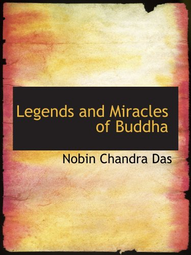 9781110685479: Legends and Miracles of Buddha