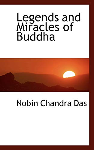 9781110685493: Legends and Miracles of Buddha