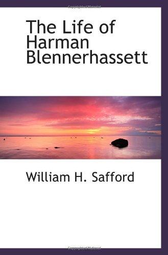 9781110687954: The Life of Harman Blennerhassett