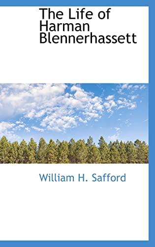 9781110688012: The Life of Harman Blennerhassett